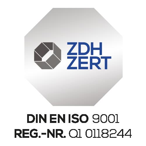 DIN EN ISO-9001