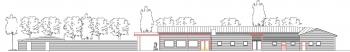 Sanierung Gemeinschaftshaus Stirpe, Gemeinde Bohmte